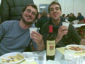 Antonio y José